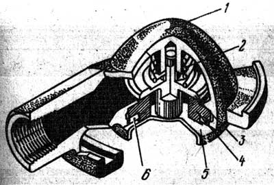 Соединительная головка