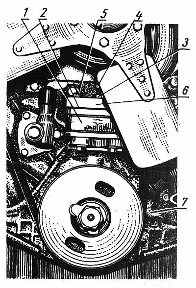 Регулировка гидроусилителя рулевого управления трактора.